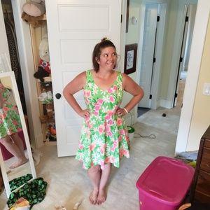 Stunning sz 10 Lilly Pulitzer Dress NWT
